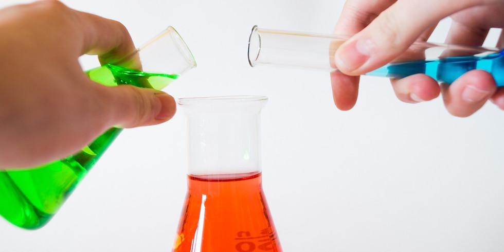 Chemistry Week 1 am (4 mornings)