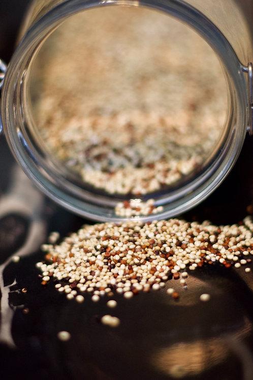 Quinoa blond Bio d'Ile de France