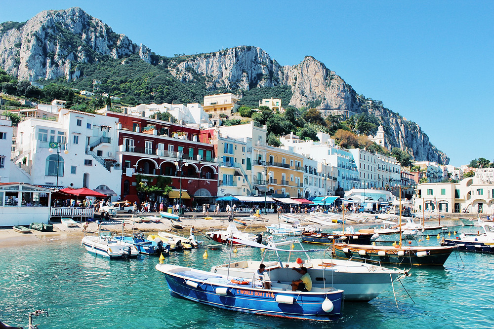 Capri, Metropolitan City of Naples, Italy