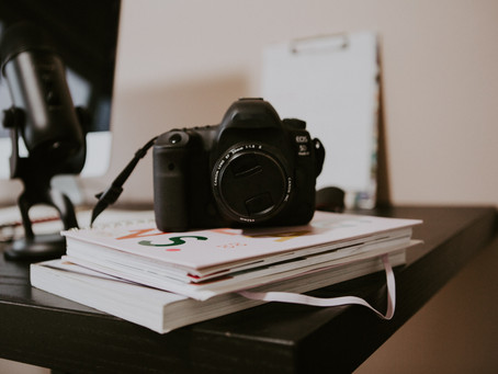 The Camera Chronicles - Entering The World of Photography.