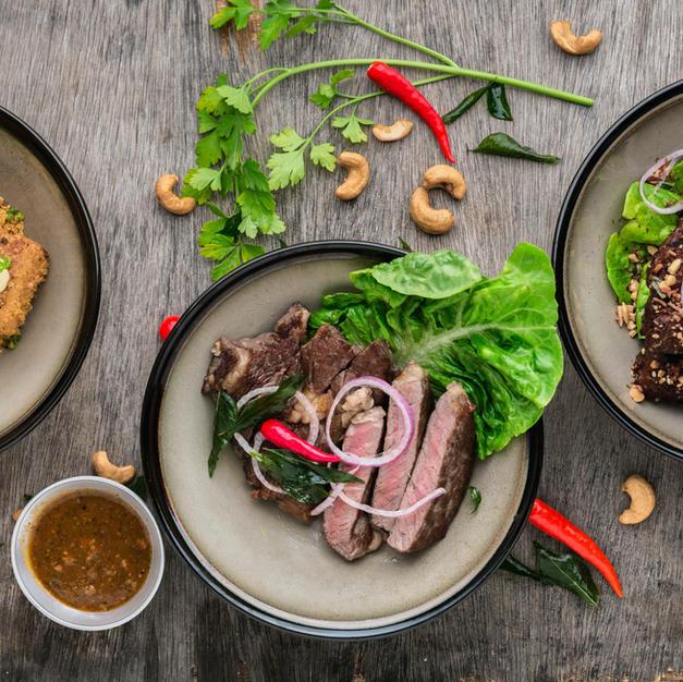 Savor the local cuisine in Helsinki's restaurants.