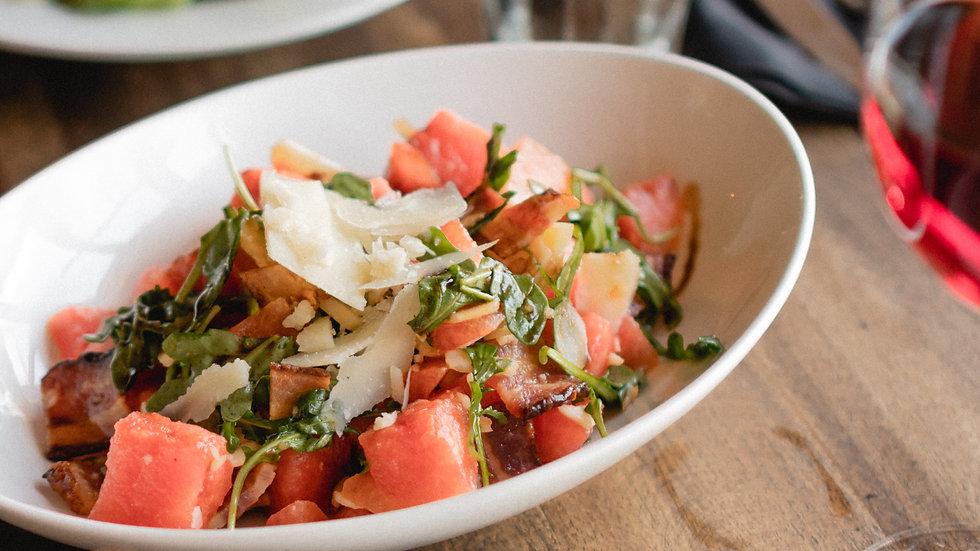 Watermelon Greek Salad (V)