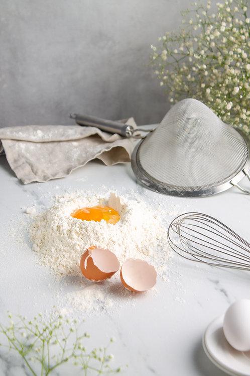 High Quality Bread Flour ( white ) - แป้งขนมปังอย่างดี