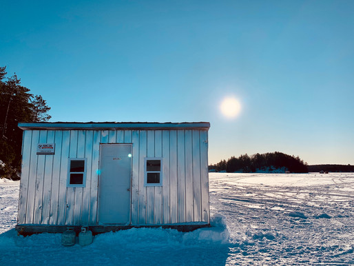 Stan Shafer Memorial Ice Fishing Derby Cancelled
