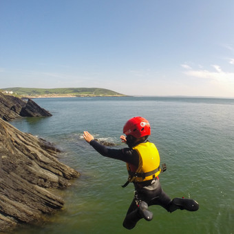 The best locations for canyoning and coasteering across Europe