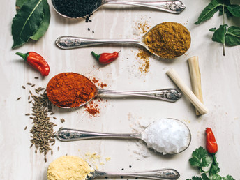Matching The Right Herbs and Spices to Your Recipes