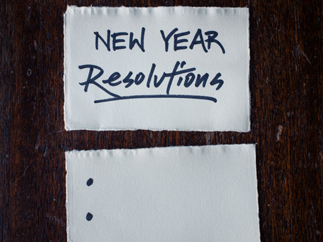 New Year Resolutions: How is a Yearly Theme powerful?