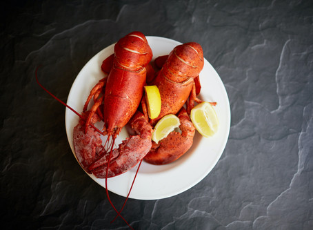 Recipe: Grilled Lobster Tails