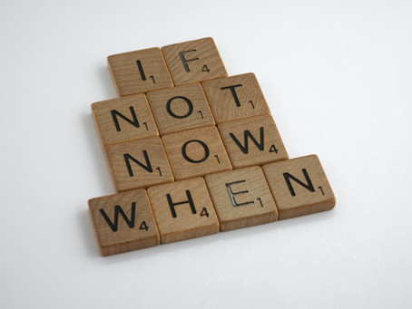 Here and now: How can you stay in the present moment?
