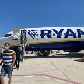 Ryanair najavio više letova prema Zagrebu!