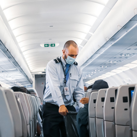 Risk of infection from air travel (CW4.1)