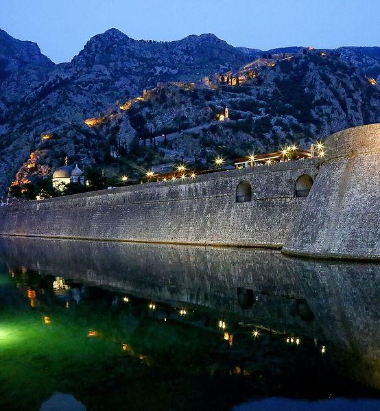 Experiences around Dubrovnik, visit Kotor walls