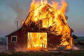 fire damage New Life DKI