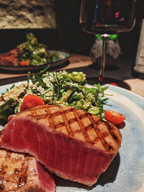 Ahi Tuna Steaks  8/10oz