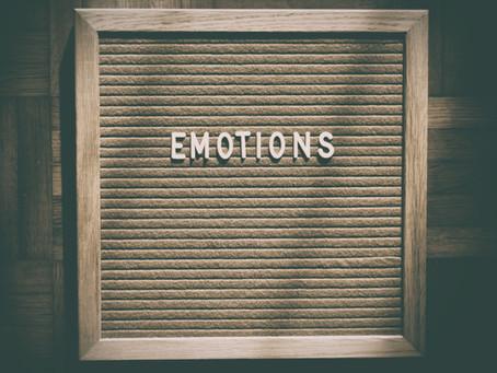 Emoties zijn boodschappers