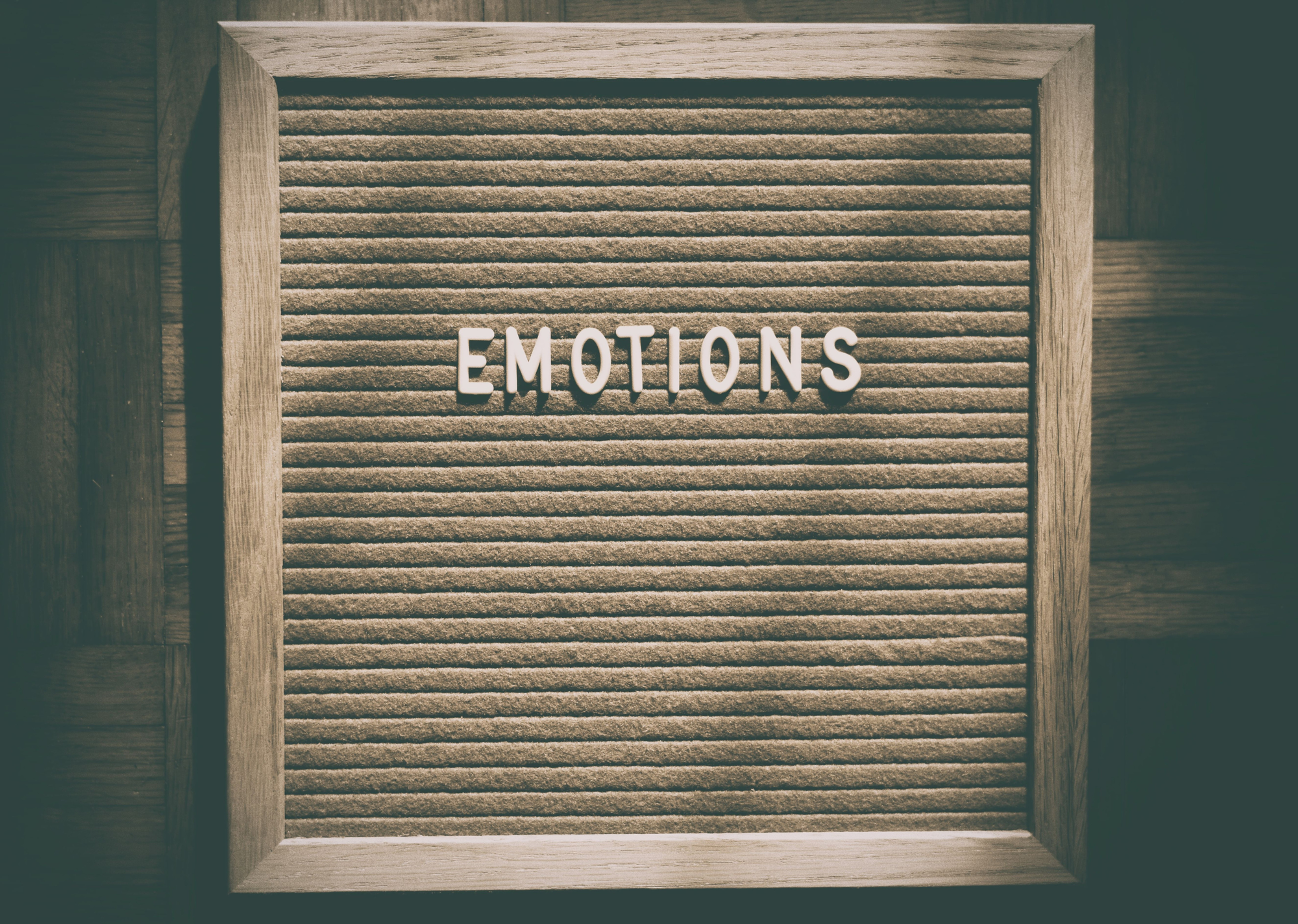 Phase IIIFall EAW 301: Emotions at Work