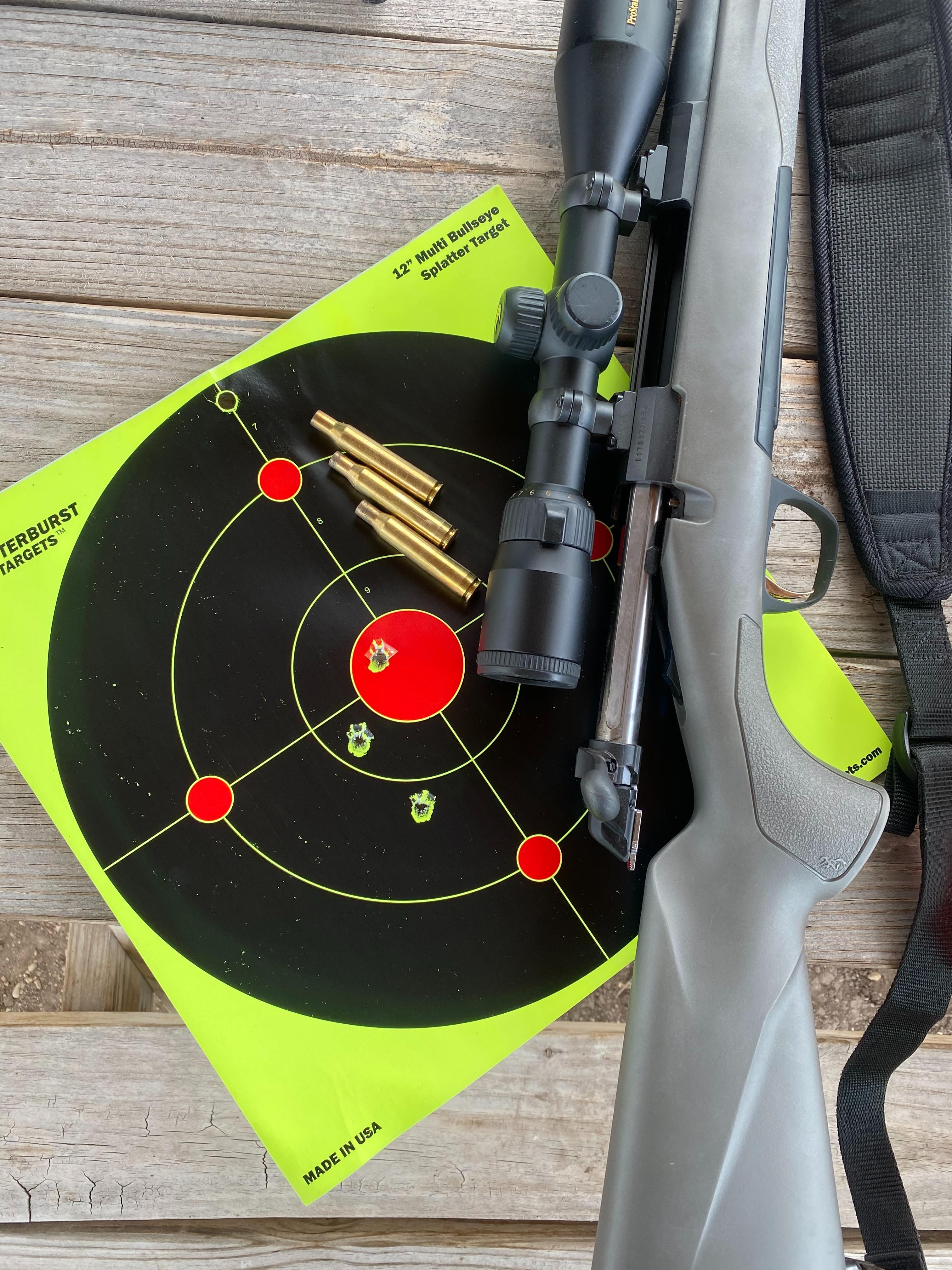 Rifle Marksmanship Training