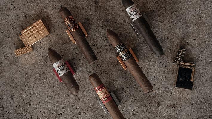 Premium Cigars | Slow Burn Mobile Cigar Lounge Waco