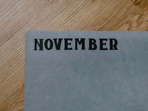 Here are our simple easy to use tips for November Marketing!