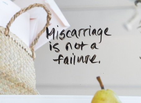 What are men's feelings and perceptions after a miscarriage?