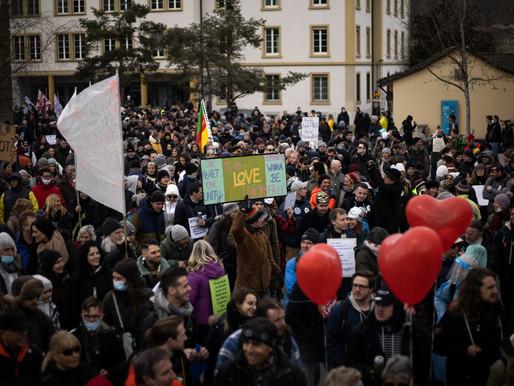 Ein Tag der Schande für die Schweizer Demokratie
