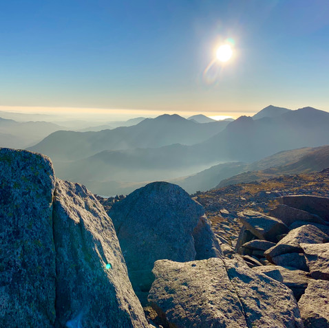 The Best Mountains To Hike In The UK