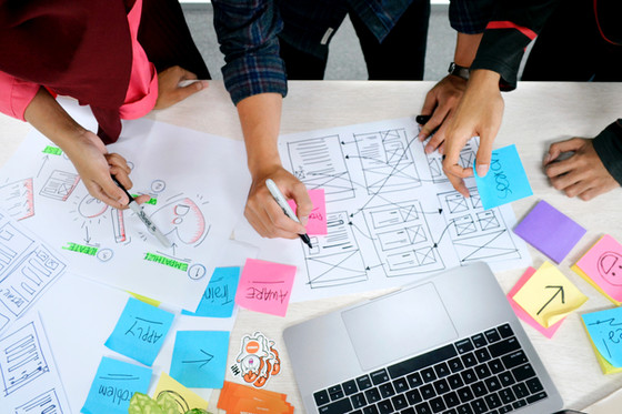 Design Thinking, one of many tools to spark innovation within your company.