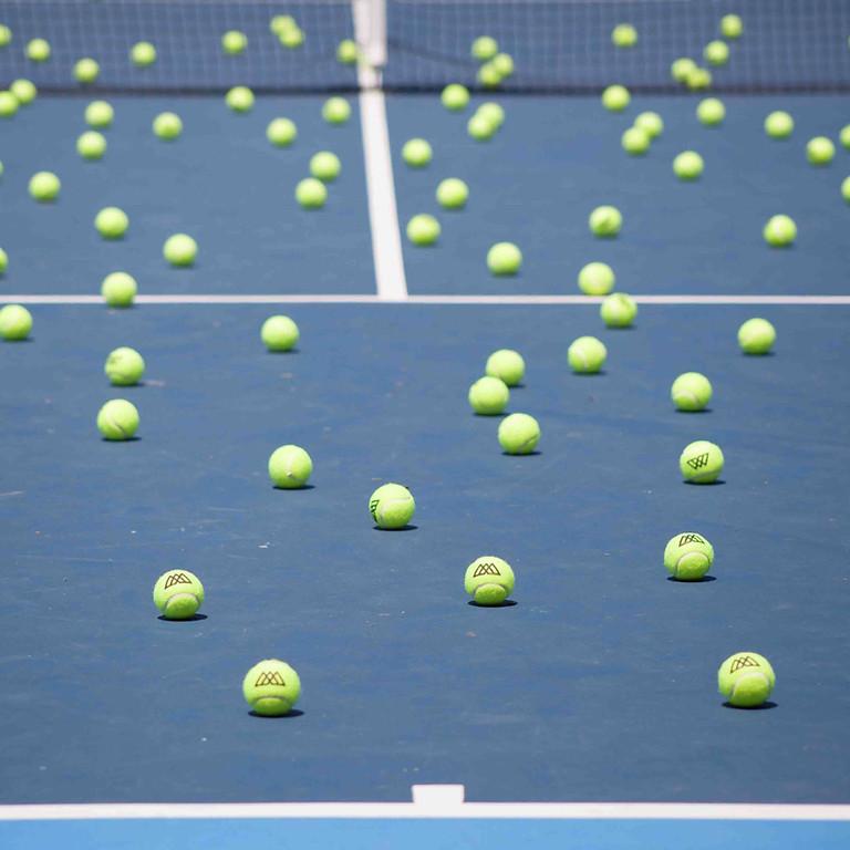 Age 9 - 10 Green Ball Saturday Lessons November - December