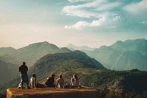 Giving Getaway's Balkan Series