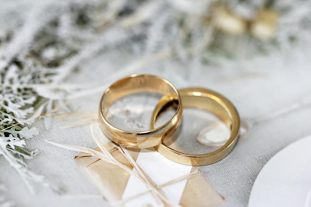 wedding rings to get married in uk