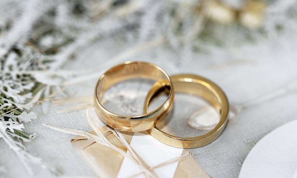 Wedding Scent Box
