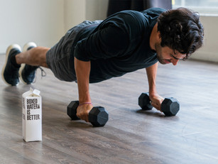 How Men Over 40 Can Build Core Strength Without Back Pain