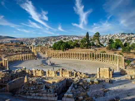 CIRCUITO DE JERUSALÉM E JORDÃO - ISRAEL FINAL