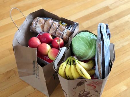 Como Comprar e Higienizar Alimentos em Tempos de Pandemia