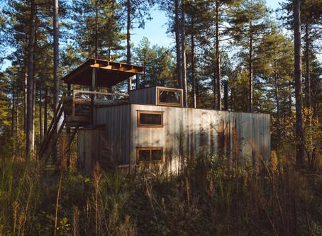 Glamping en forêt : 7 adresses pour une nuit exceptionnelle en Belgique