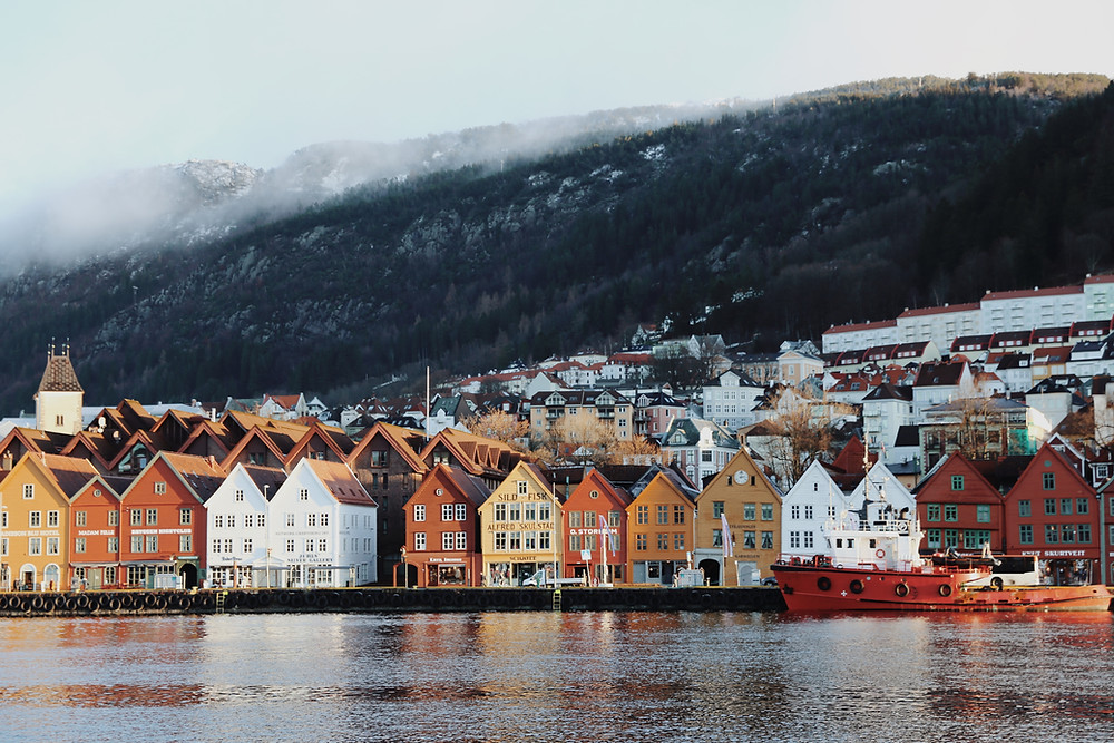 Bergen is one of the top European cities