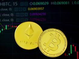 Bitcoin sits at $46,200