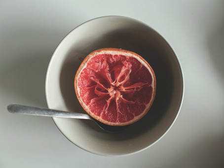 Poetry Month #27: Grapefruit