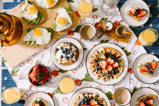 Let's Grab Brunch: Athens Favorites
