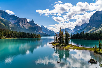 Alberta's Icefields Parkway is known for its striking lookout spots and easy access to great hiking trails.  One of the best drives in the world, this drive will take you through spectacular mountains and past some of the most beautiful lakes in Canada.