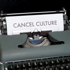 The Cancel Culture: When To Cancel, When to Leave It Alone