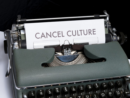 Rise of a New Form of Accountability: Cancel Culture