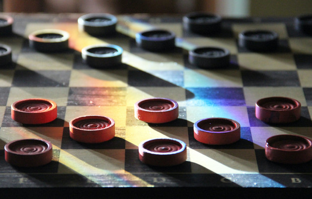 National Checkers Day:  Game on!