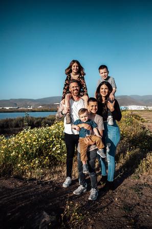 Sample family photo