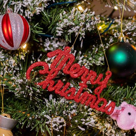 Merry Christmas & Happy Kwanzaa!