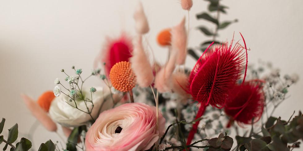 Fresh Flower Friday Design Workshop