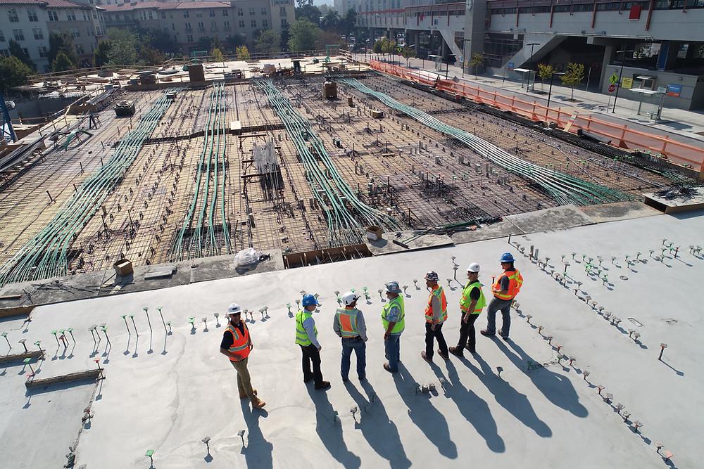 Power Platform App for Construction Site