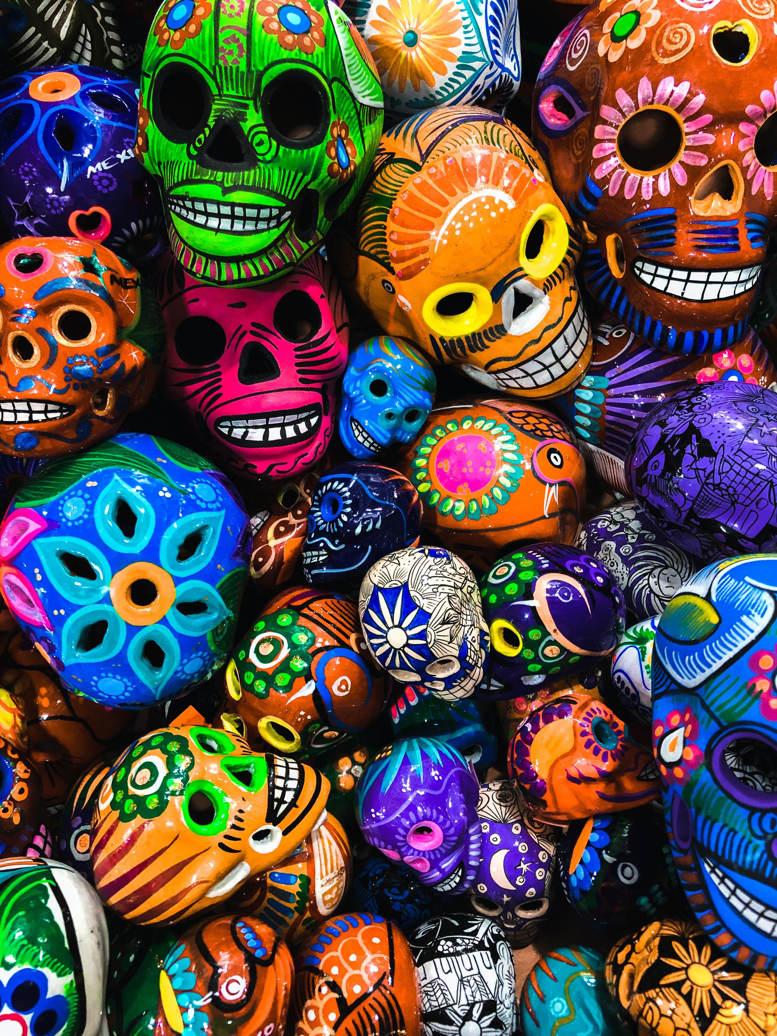 Dia de Muertos Online