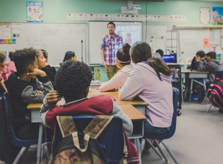 Helping Educators in the Classroom to Build Global Citizens