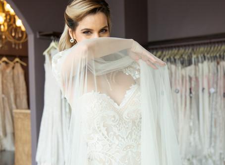 3 Tips for Choosing Your Wedding Veil